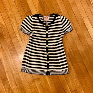 Striped Juicy Couture Top